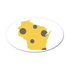Wisconsin State Wall Decal