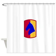 138th Field Artillery.png Shower Curtain