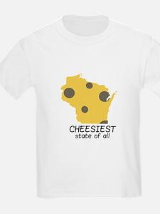 Cheesiest State T-Shirt