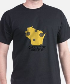 Cheesiest State T-Shirt