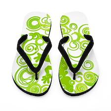 Lizardfolk Flip Flops