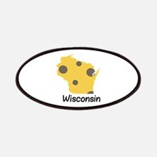 State Wisconsin Patches