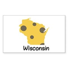State Wisconsin Decal
