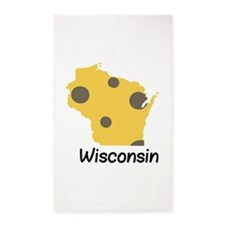 State Wisconsin Area Rug