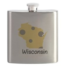 State Wisconsin Flask