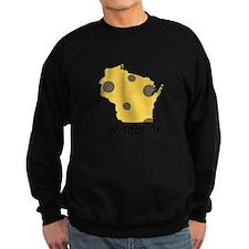 State Wisconsin Sweatshirt