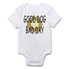 GOOD DOG BAD DAY Infant Creeper