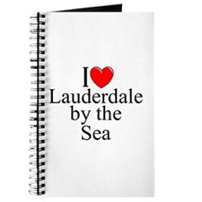 """I Love Lauderdale by the Sea"" Journal"