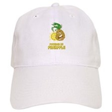 Powered By Pineapple Baseball Cap