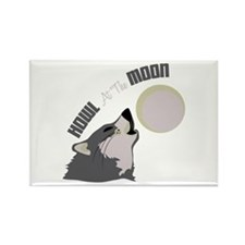 Howl at the Moon Magnets