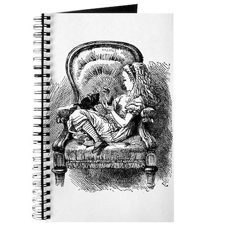 Alice and Kitten Journal