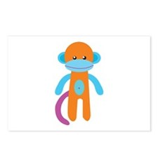 Monkey Toy Postcards (Package of 8)