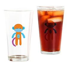Monkey Toy Drinking Glass