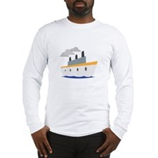 Tug Boat Long Sleeve T-Shirt