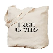 I did it! Tote Bag