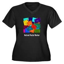 Postal Worker Plus Size T-Shirt