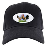 LT Brown Dutch Pair Black Cap