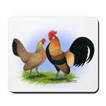 LT Brown Dutch Pair Mousepad