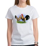 LT Brown Dutch Pair Women's T-Shirt