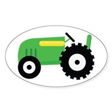 Farming Tractor Decal