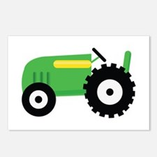 Farming Tractor Postcards (Package of 8)