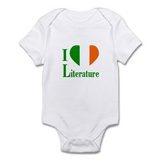 Irish Literature Infant Bodysuit