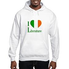 Irish Literature Hoodie