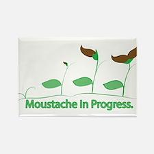 Moustache Growing Magnets