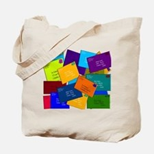 Postal Worker Tote Bag