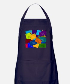 Postal Worker Apron (dark)