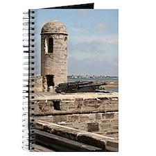 Castel San Marco Fort, St Augustine, Flori Journal