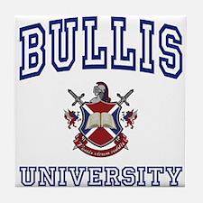 BULLIS University Tile Coaster