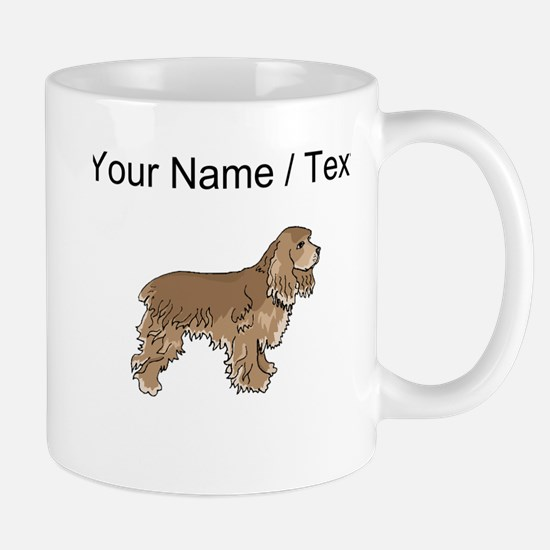 Cocker Spaniel (Custom) Mugs
