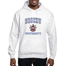 BROCHU University Hoodie