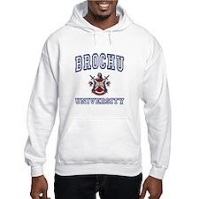 BROCHU University Jumper Hoody