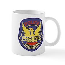 Phoenix Police Mug