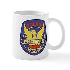 Phoenix Police Small Mug