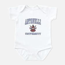 ANTONELLI University Infant Bodysuit