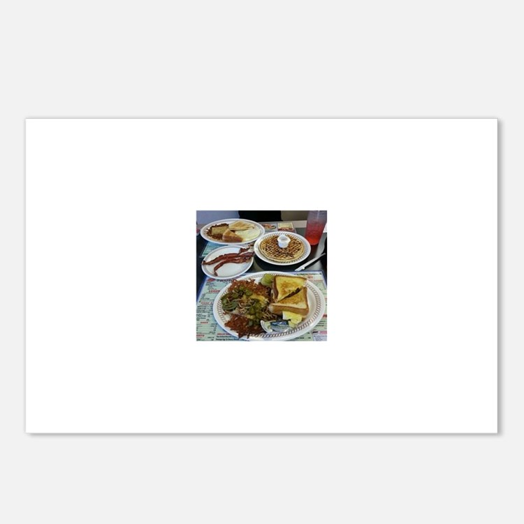 Waffle House Postcards (Package of 8)