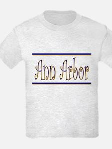 """""""Ann Arbor""""  T-Shirt"""