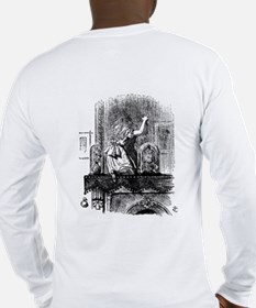 Looking Glass 2-Sided Long Sleeve T-Shirt