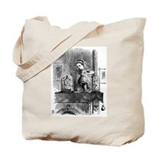 Through The Looking Glass 2-Sided Tote Bag