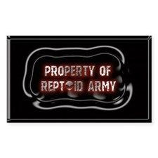 Property of Reptoid Army