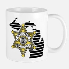Michigan Sheriff Mug