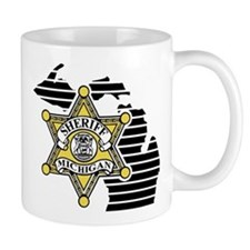 Michigan Sheriff Mug