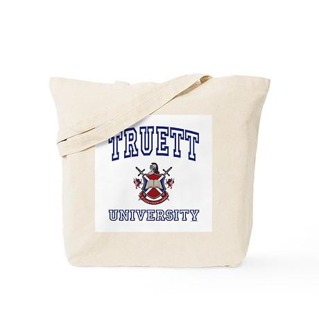 TRUETT University Tote Bag