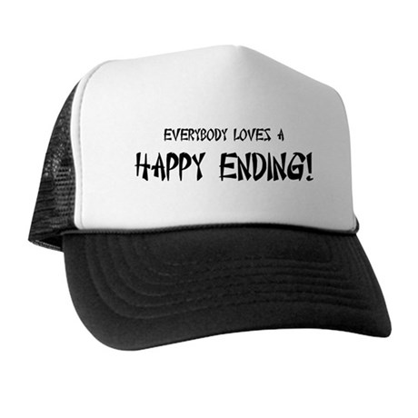 Happy Ending Trucker Hat