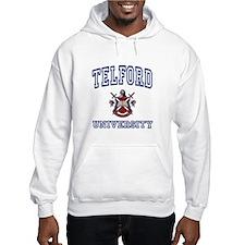 TELFORD University Hoodie
