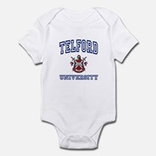 TELFORD University Infant Bodysuit