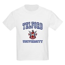 TELFORD University T-Shirt